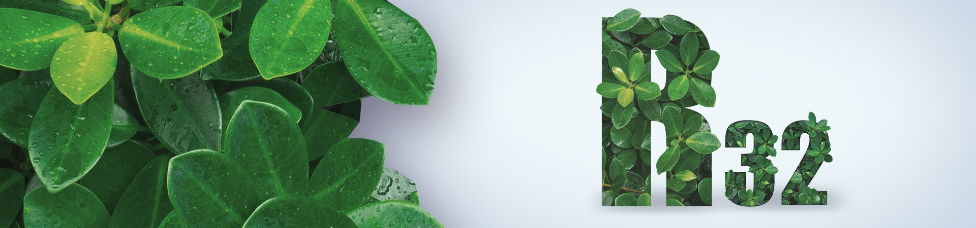 Ecological refrigerant R32