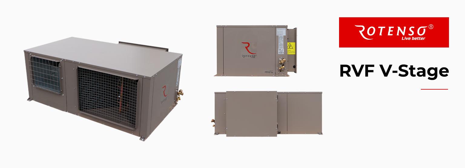 Rotenso RVF V-stage